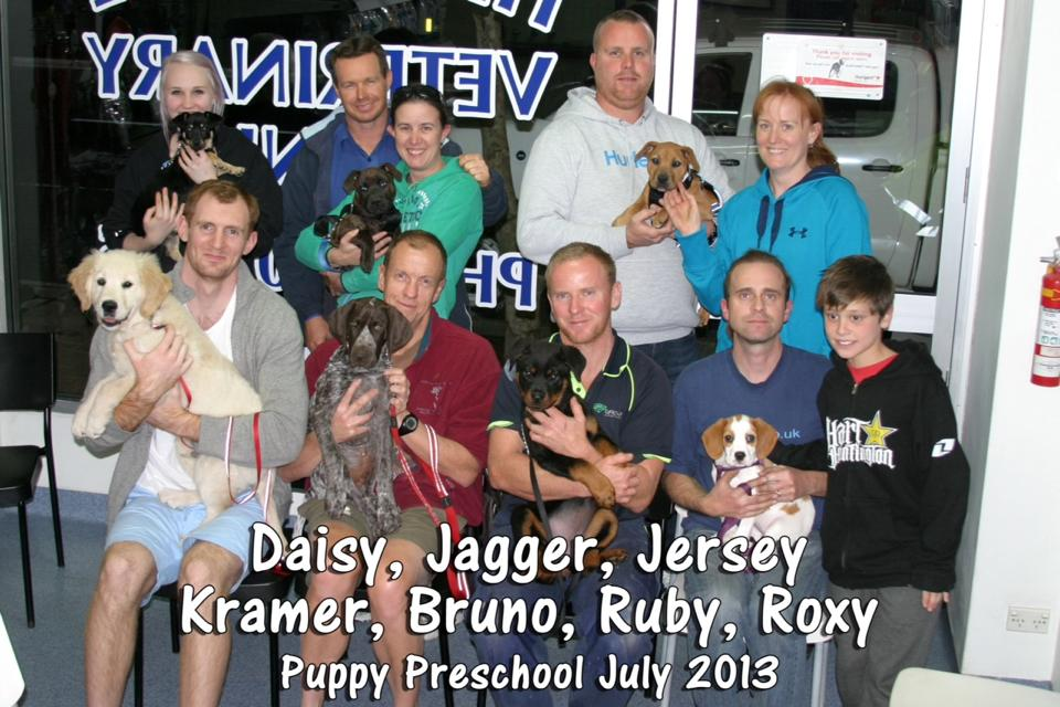 puppy-pre-school-july-2013